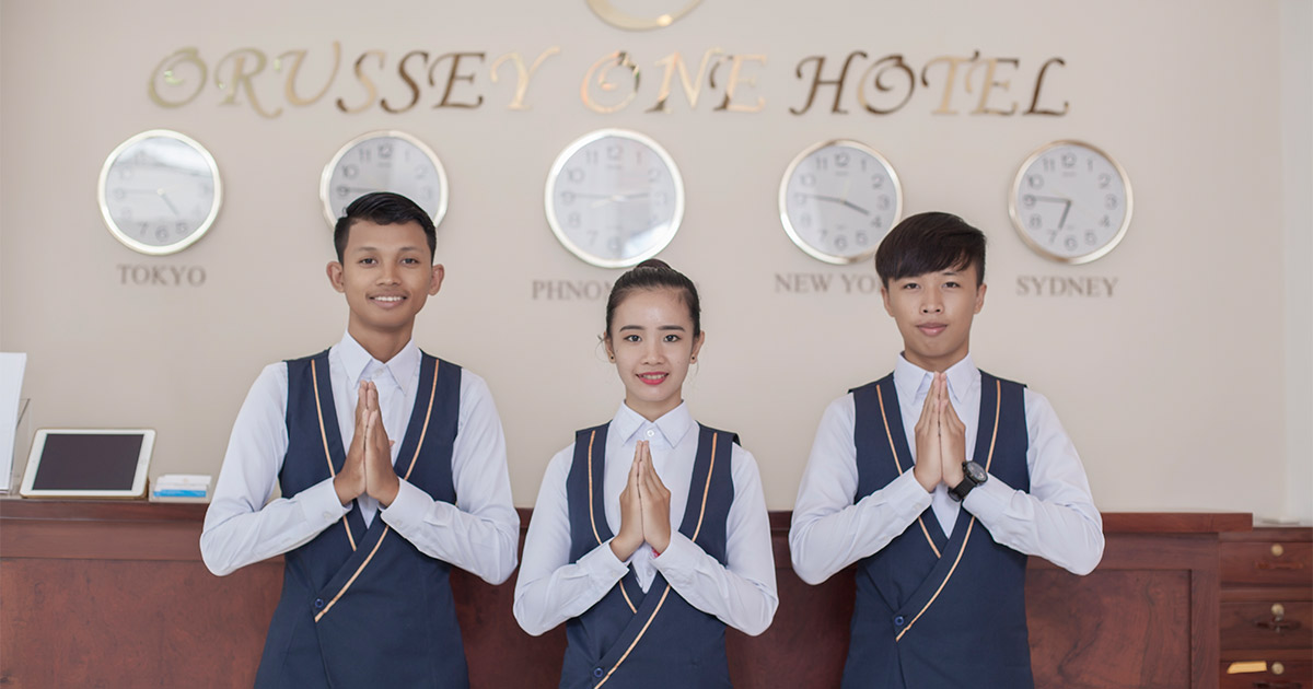 Welcome to Orussey One Hotel & Apartment
